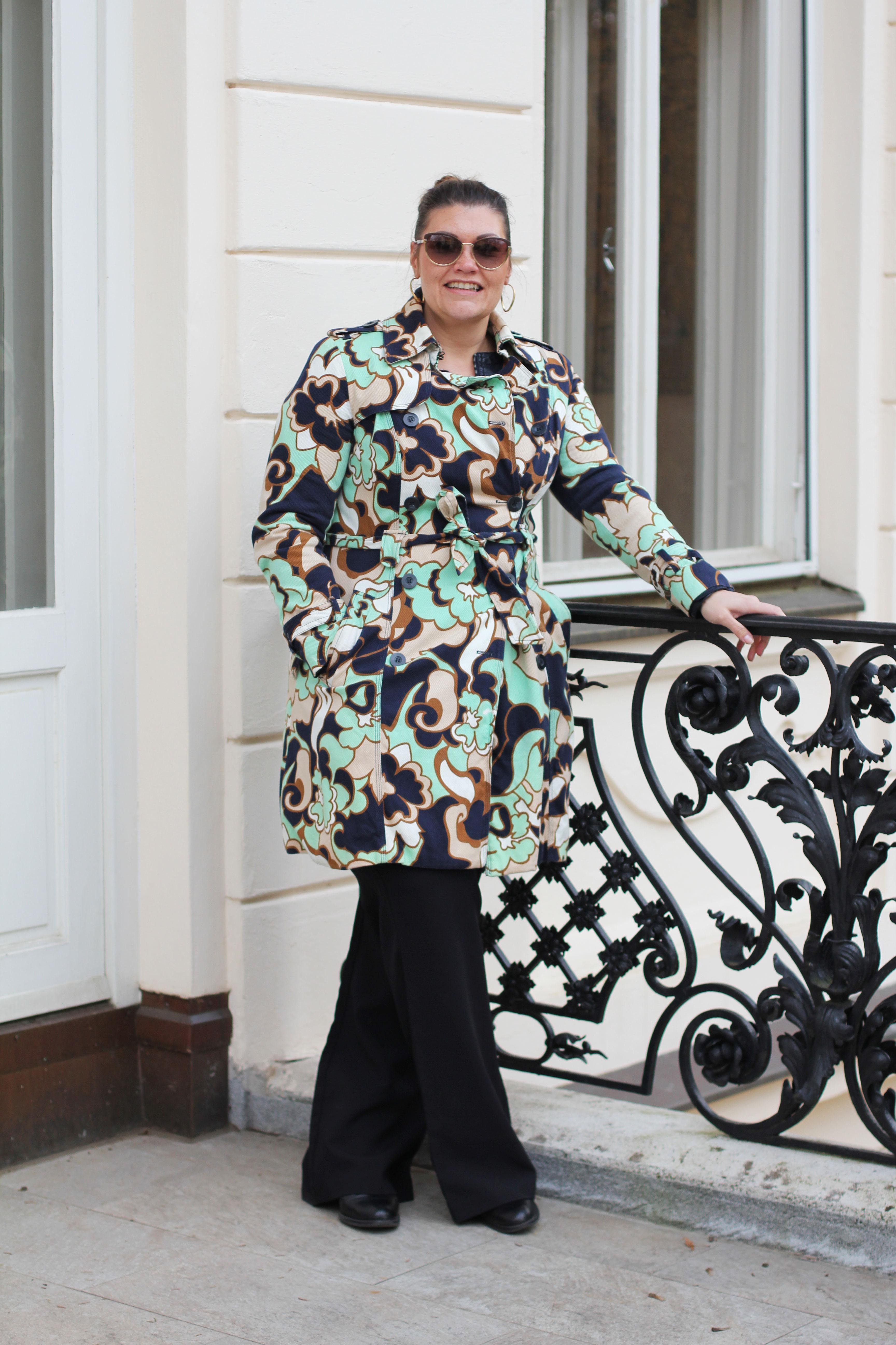 klimt-villa-blumenmuster-mantel-coat-wempe--greenery-kardiaserena-fashion-outfit-plussize-austrianblogger-plussizeblogger