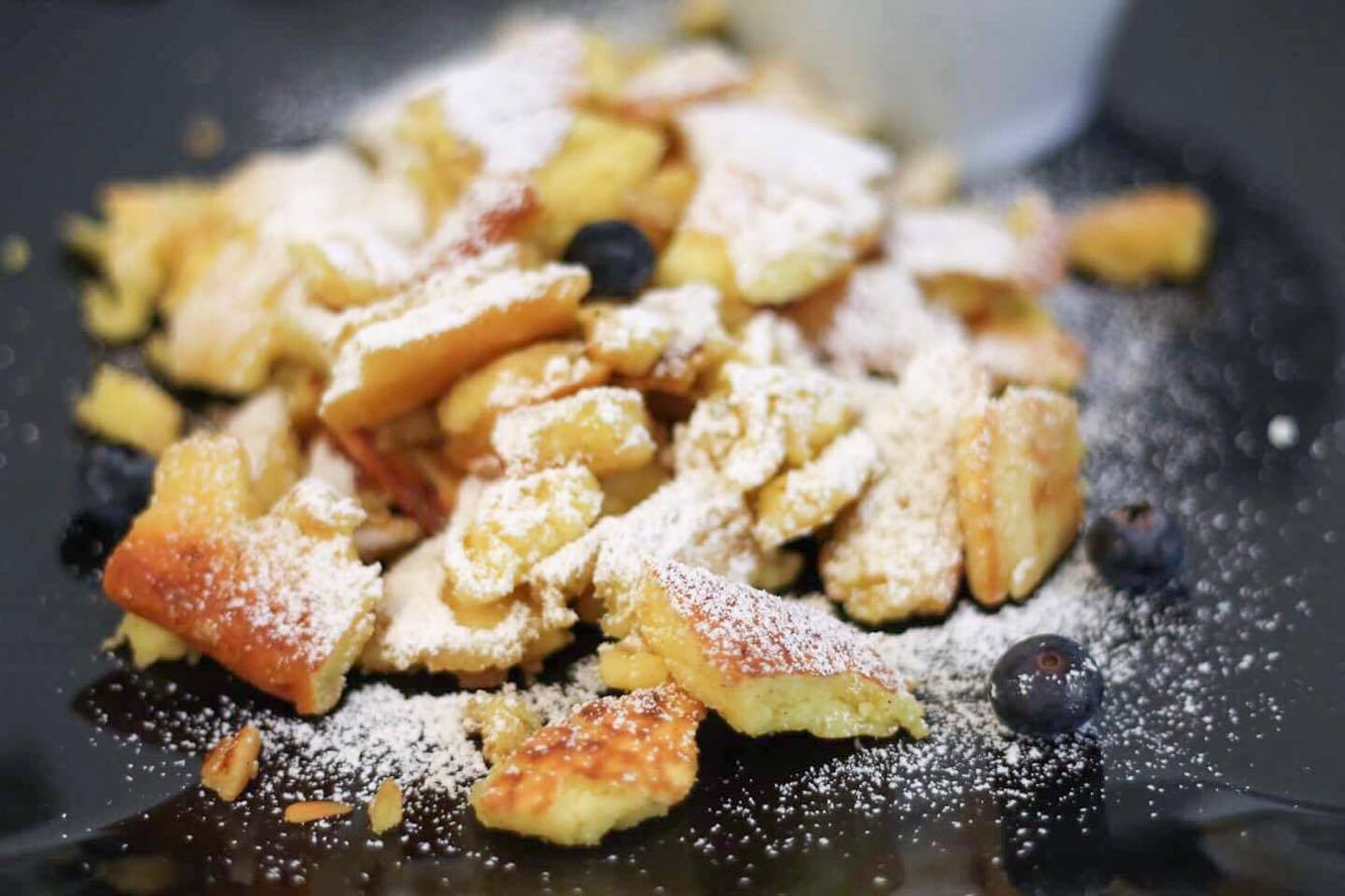 7geschmackswelten kaiserschmarrn österreich nachspeise dessert kardiaserena foodblogparade