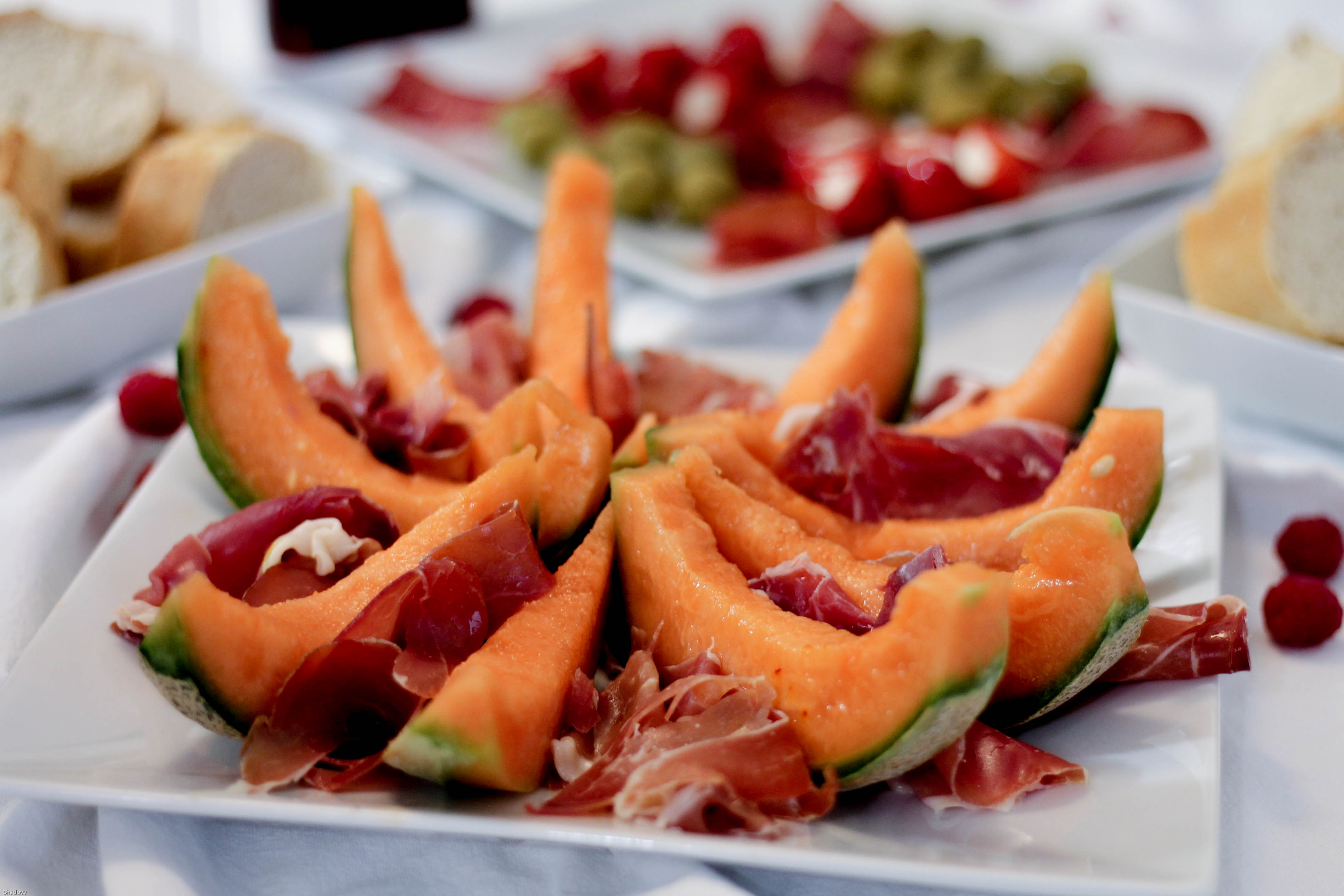 food friday kardiaserena #7Geschmackswelten antipasti serano
