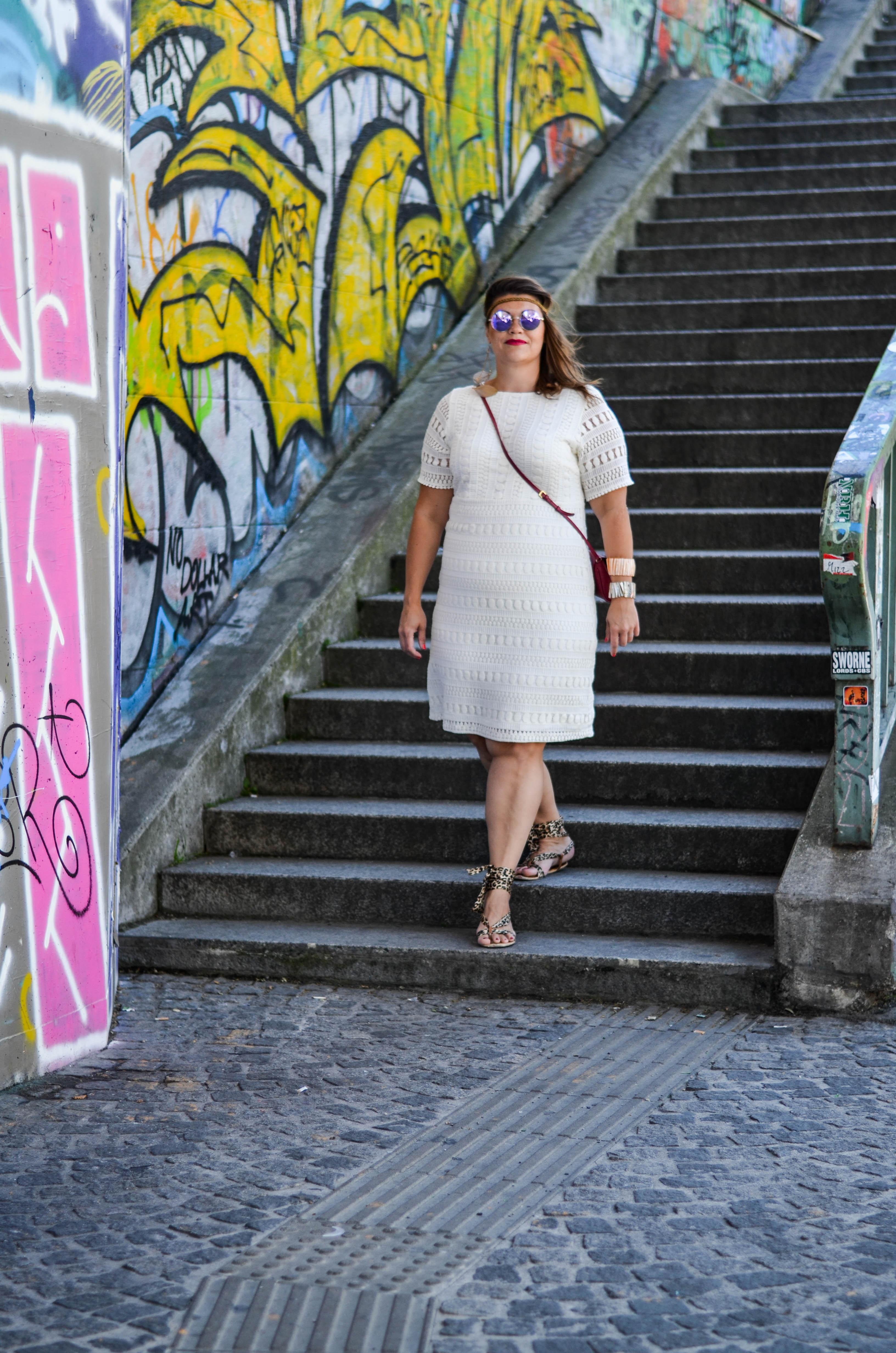 hippie style grandios boutique boho spitzenkleid lace dress plussize fashion kardiaserena