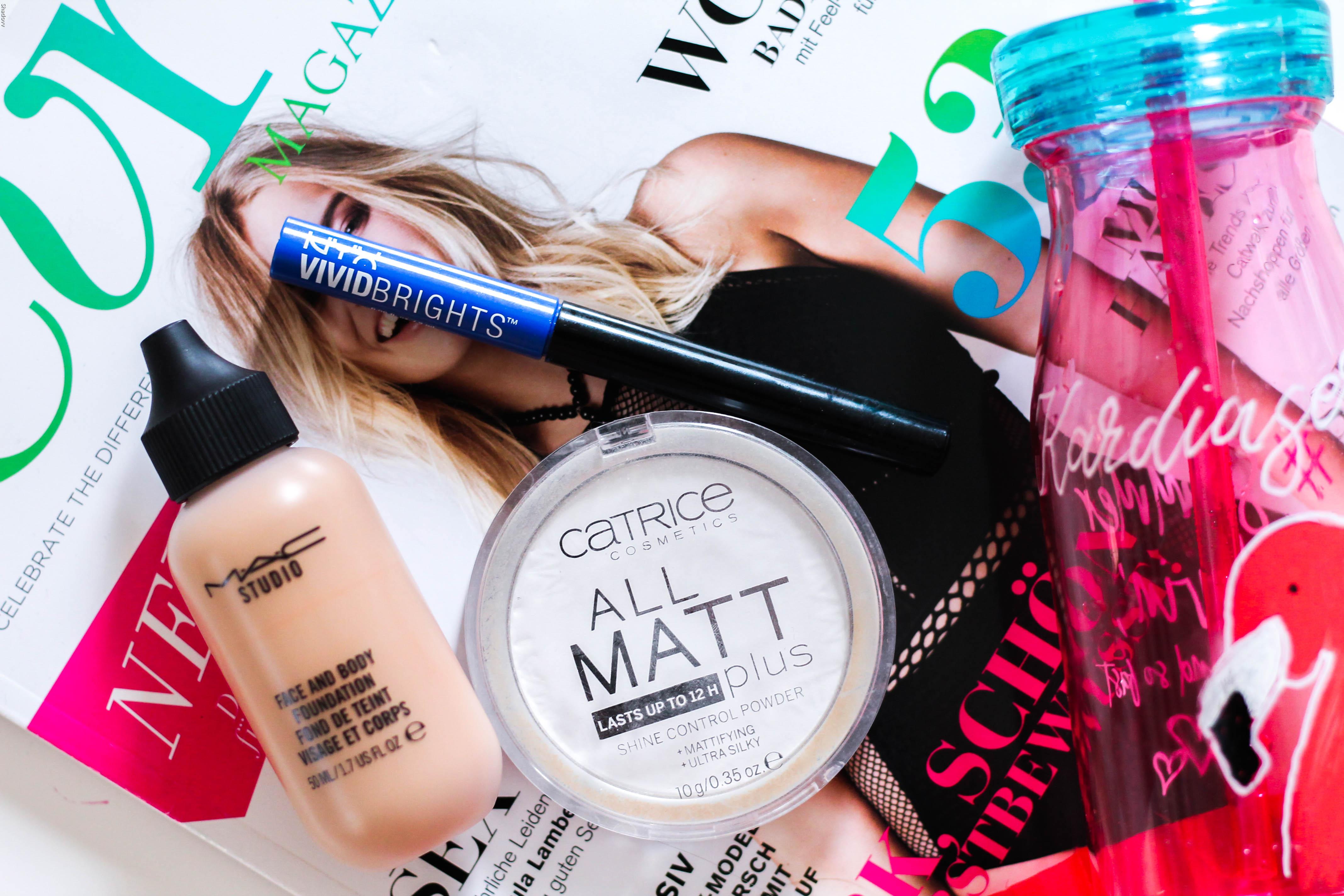summer make up essentials mac catrice nyx kardiaserena