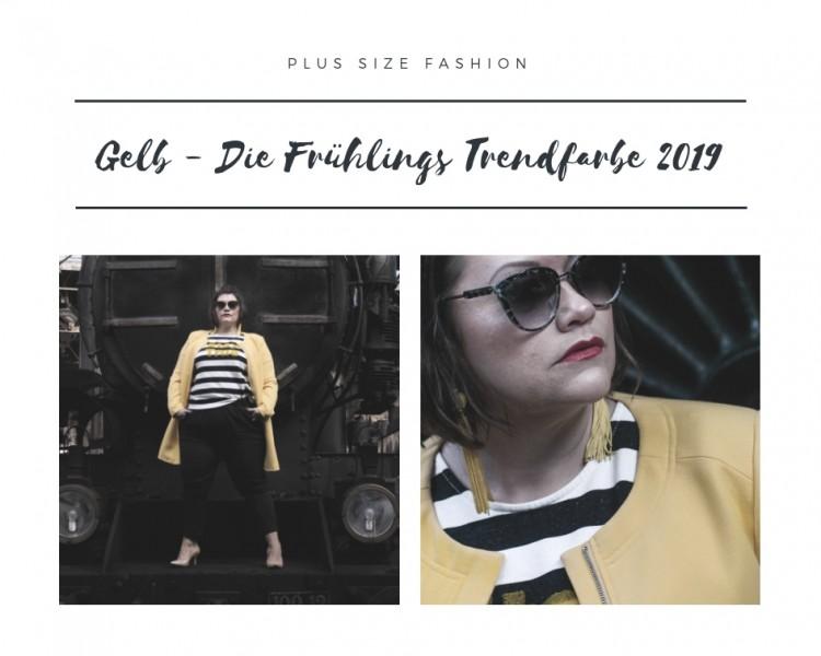 Gelb Die Frühlings Trendfarbe 2019 Mein Yellow Mellow Look