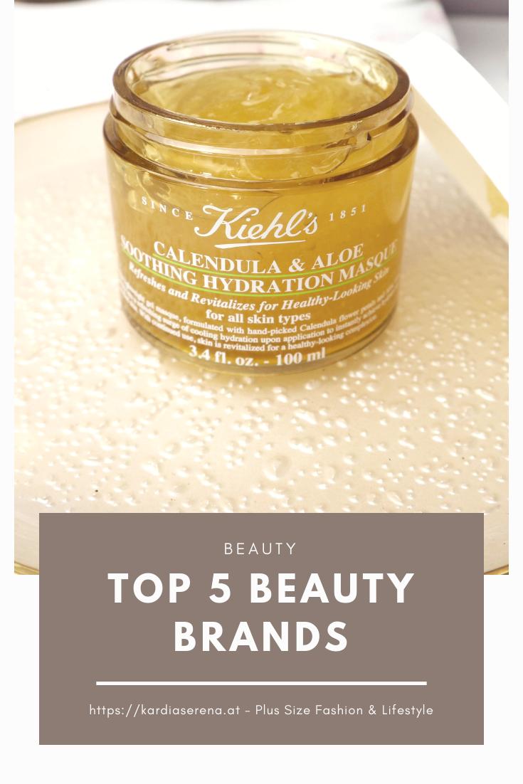 top 5 beauty brands kardiaserena